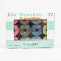 DecoBob™ Prewound M Size Assorted Pack DBLMB-Blend