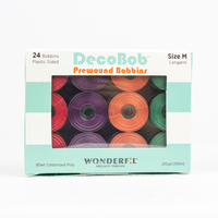 DecoBob™ Prewound M Size Assorted Pack DBLMB-Gems