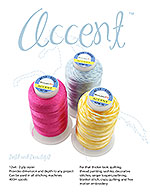 Accent Color Booklet