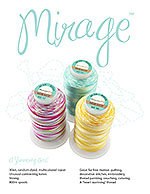 Mirage Color Booklet