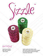 Sizzle Color Booklet