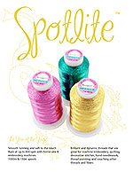 Spotlite Color Booklet