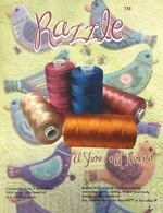 Sue Spargo Razzle Color Booklet
