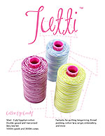 Tutti Color Booklet