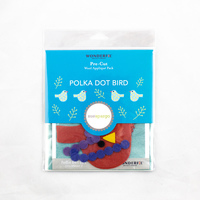 Sue Spargo Pre-cut Wool Kit SSPWK-PDB2