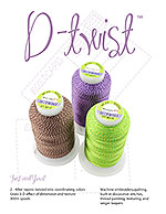 D-Twist Color Booklet
