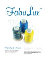 FabuLux Color Booklet