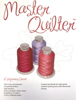 Master Quilter Color Booklet